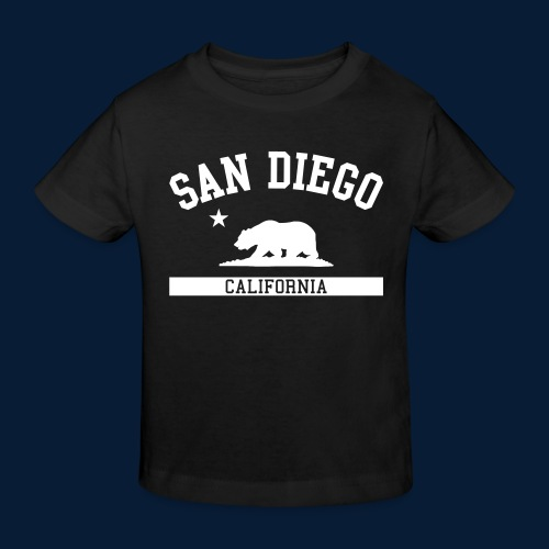 San Diego - Kinder Bio-T-Shirt
