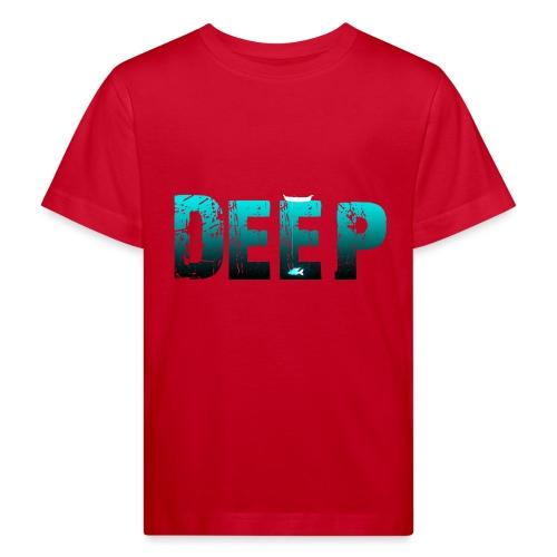 Deep In the Night - Maglietta ecologica per bambini