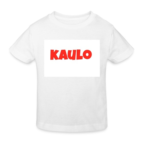 kaulo - Kinderen Bio-T-shirt