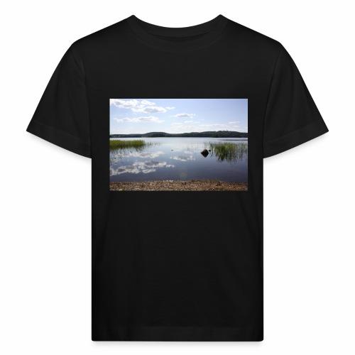 landscape - Kids' Organic T-Shirt