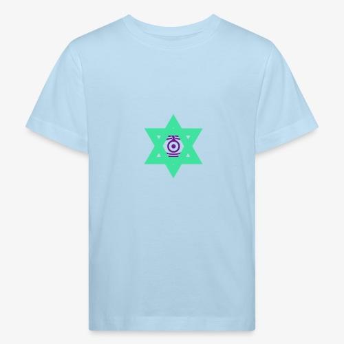 Star eye - Kids' Organic T-Shirt