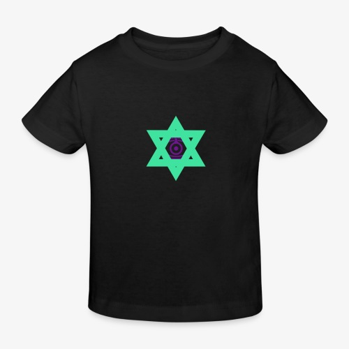 Star eye - Kids' Organic T-Shirt