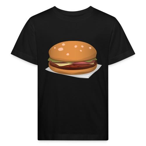 hamburger-576419 - Maglietta ecologica per bambini