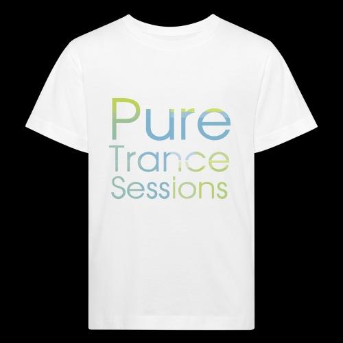 PureTrance100 transparantGROOT kopie png - Kids' Organic T-Shirt