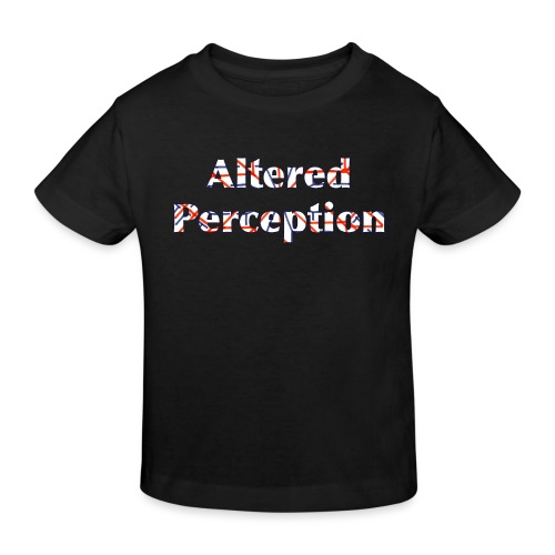 Altered Perception - Kids' Organic T-Shirt