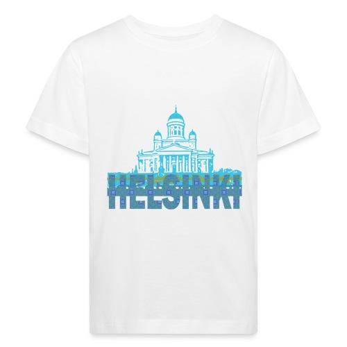 Helsinki Cathedral - Kids' Organic T-Shirt