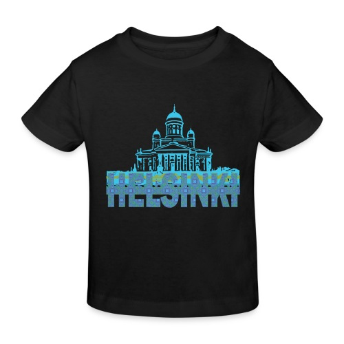 Helsinki Cathedral - Kids' Organic T-Shirt