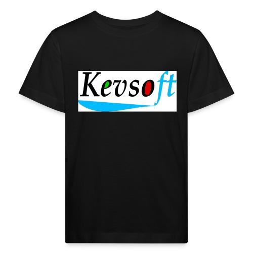 Kevsoft - Kids' Organic T-Shirt