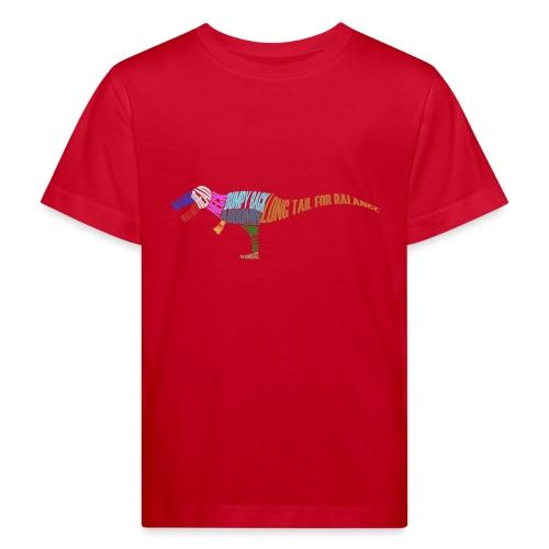 DINOSAUR - Kids' Organic T-Shirt