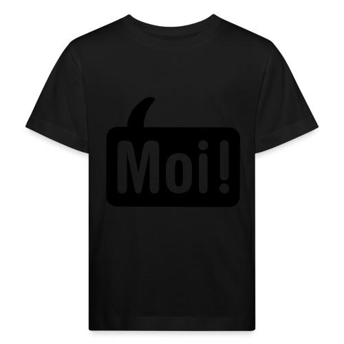hoi shirt front - Kinderen Bio-T-shirt