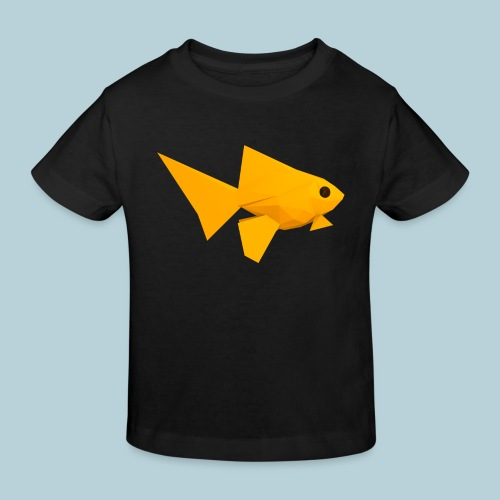 RATWORKS Fish-Smish - Kids' Organic T-Shirt