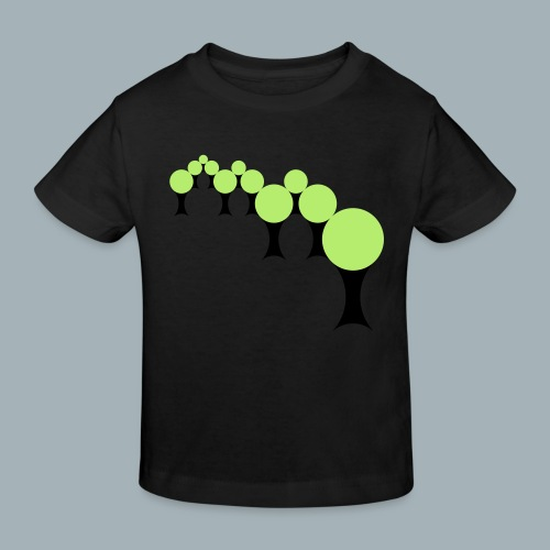 Golden Rule Premium T-shirt - Kinderen Bio-T-shirt