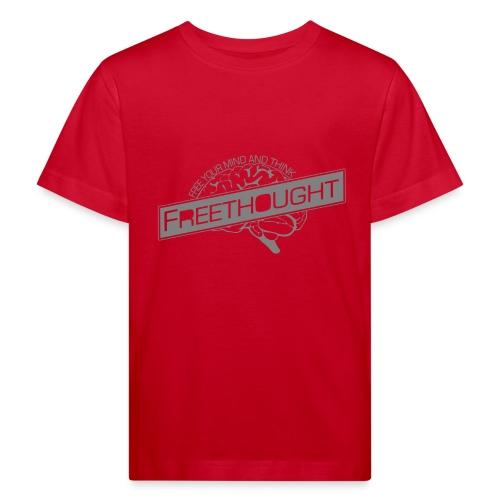 Freethought - Kids' Organic T-Shirt