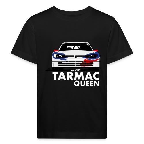 306 Maxi Rallye Tarmac Queen - T-shirt bio Enfant