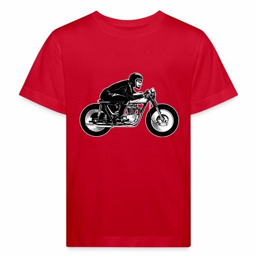 Cafe Racer 2c - Kids' Organic T-Shirt
