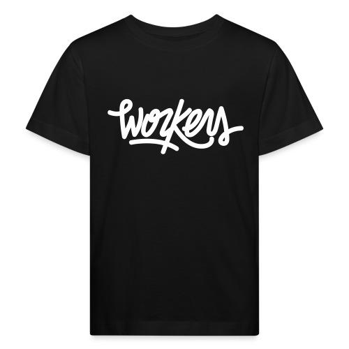 Logo WorkersBeats - T-shirt bio Enfant