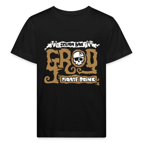 Scumm Bar Grog - Camiseta ecológica niño