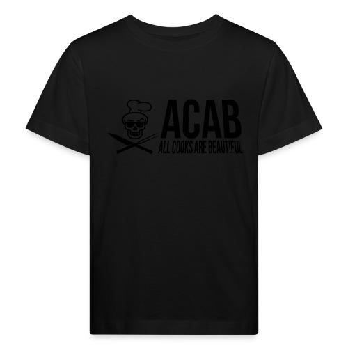 acablang - Kinder Bio-T-Shirt