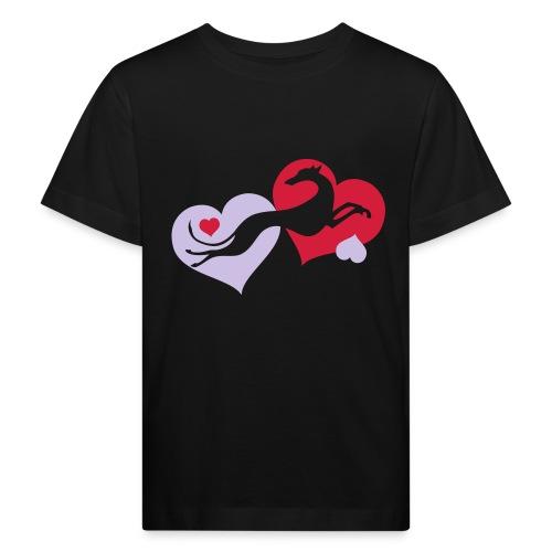 Lévrier Valentin - T-shirt bio Enfant