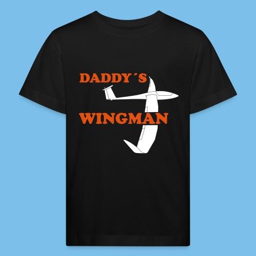Segelflieger Nachwuchs Baby Segelflugzeug Geschenk - Kinder Bio-T-Shirt