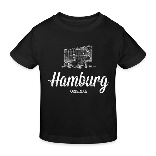Hamburg Original Elbphilharmonie - Kinder Bio-T-Shirt