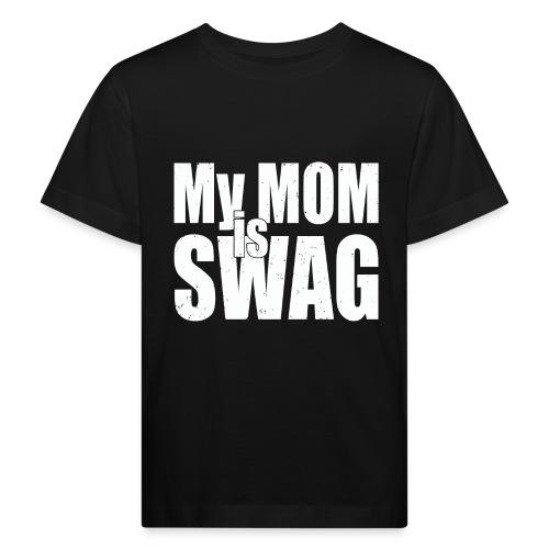 Swag White - Kinderen Bio-T-shirt