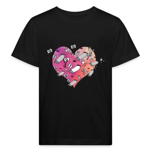 travel - Kinder Bio-T-Shirt