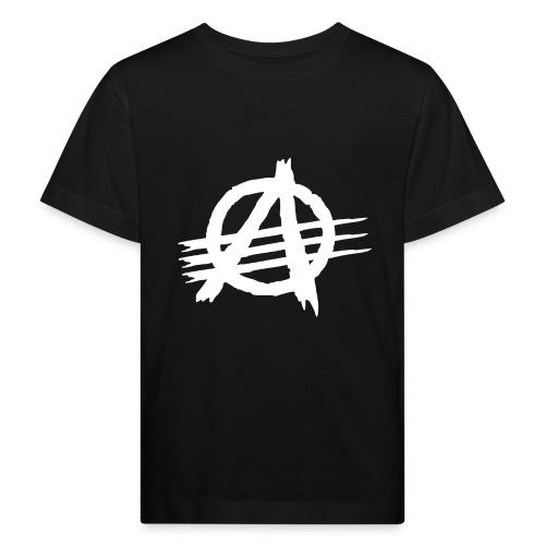 AGaiNST ALL AuTHoRiTieS - Kids' Organic T-Shirt