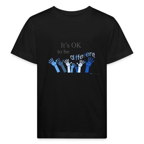 Its OK to be different - Ekologiczna koszulka dziecięca