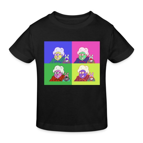 Polete facon warhol - T-shirt bio Enfant