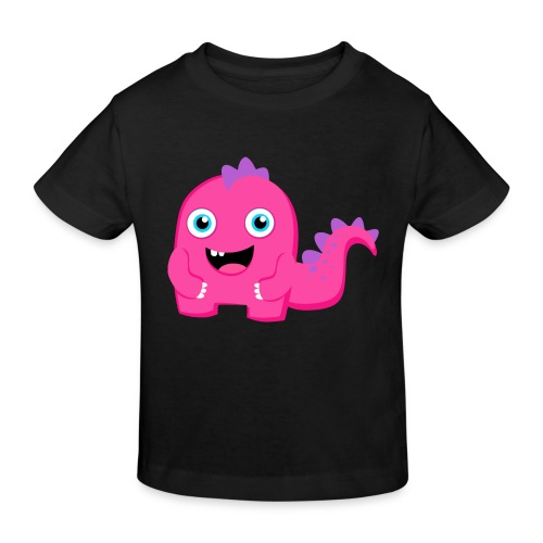 Little Monster - Camiseta ecológica niño