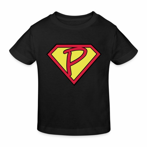 superp 2 - Kinder Bio-T-Shirt