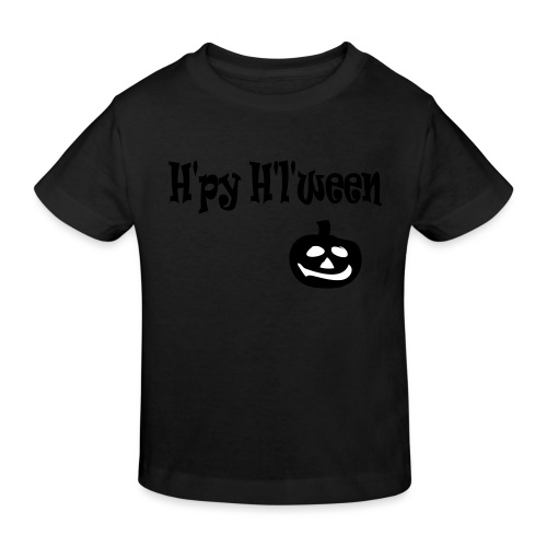 Happy Halloween - Kinder Bio-T-Shirt