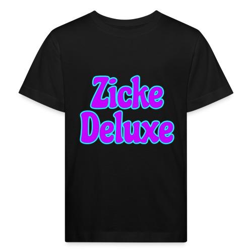 Zicke Deluxe 4 - Kinder Bio-T-Shirt