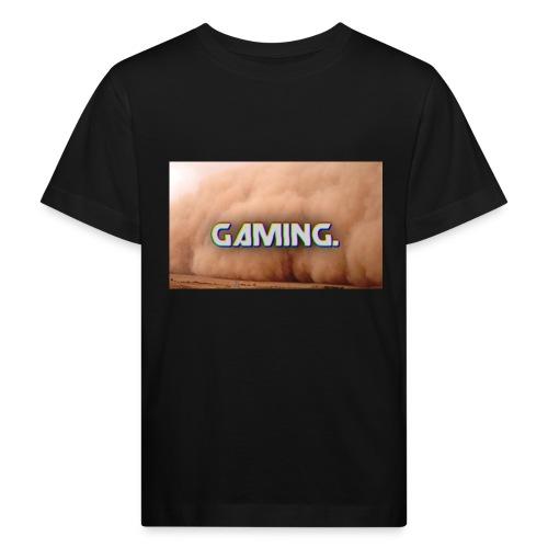 GamingDust LOGO - Kids' Organic T-Shirt