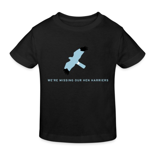 BAWC Hen Harrier Day Men's T-Shirt - Kids' Organic T-Shirt