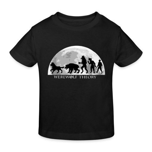 Werewolf Theory: The Change - Kids' Organic T-Shirt