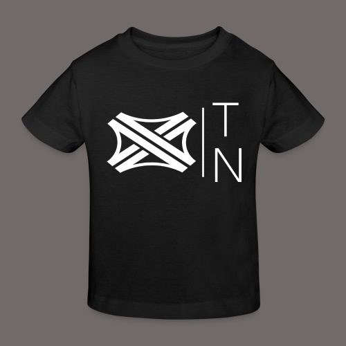 Tregion logo Small - Kids' Organic T-Shirt