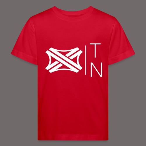 Tregion logo Small - Kids' Organic T-Shirt