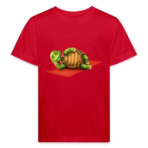 Yoga Vishnu Turtle - Kinder Bio-T-Shirt