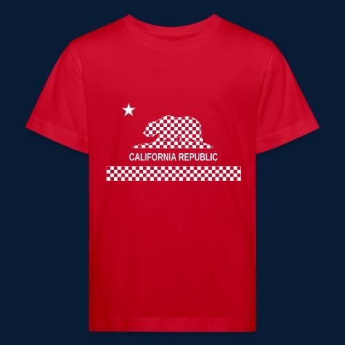 California Republic - Kinder Bio-T-Shirt