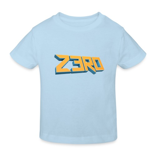 The Z3R0 Shirt - Kids' Organic T-Shirt
