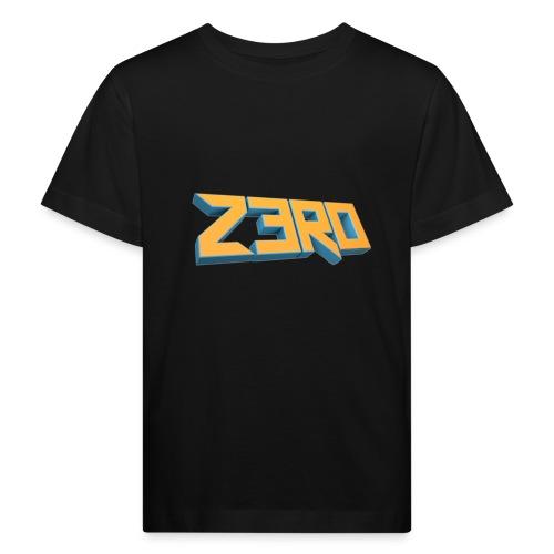 The Z3R0 Shirt - Kids' Organic T-Shirt