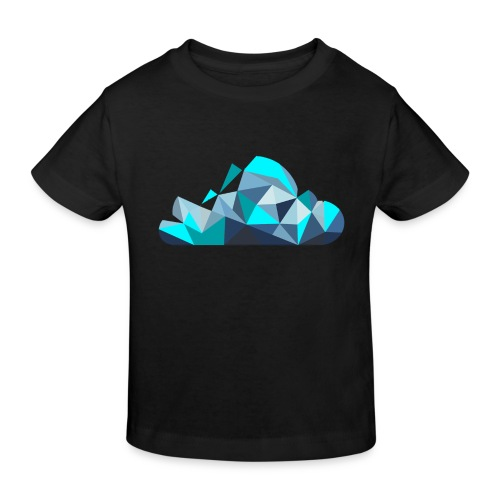 'CLOUD' Mens T-Shirt - Kids' Organic T-Shirt