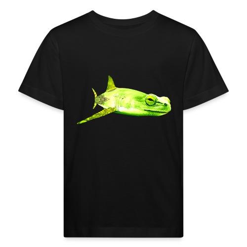 FrogShark - Maglietta ecologica per bambini