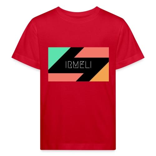 1 - Lasten luonnonmukainen t-paita