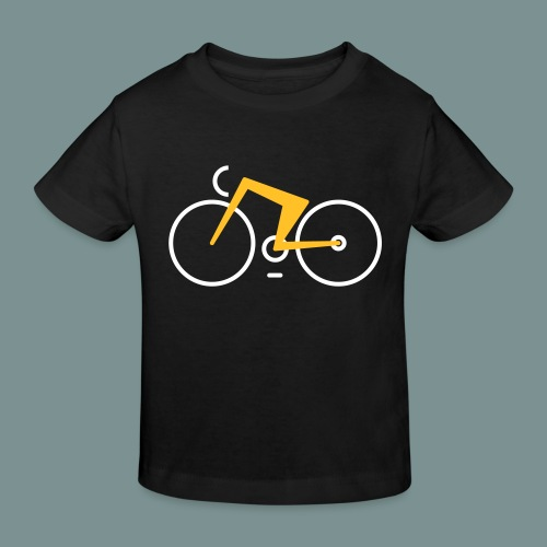 Bikes against cancer - Organic børne shirt