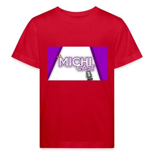 Camisa MichiCast - Kids' Organic T-Shirt