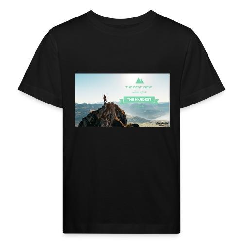 fbdjfgjf - Kids' Organic T-Shirt
