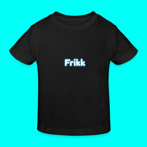 Frikk - Økologisk T-skjorte for barn